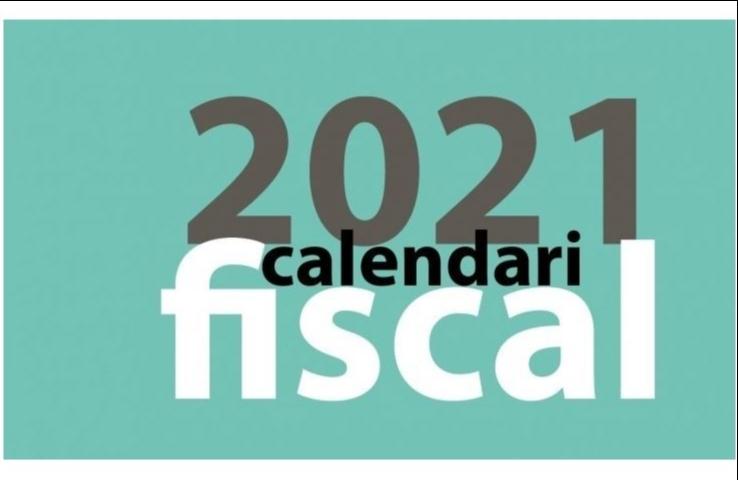 Calendari Fiscal 2021